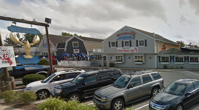 Weathervane Seafood Restaurant - Kittery, Maine | I-95 Exit Guide