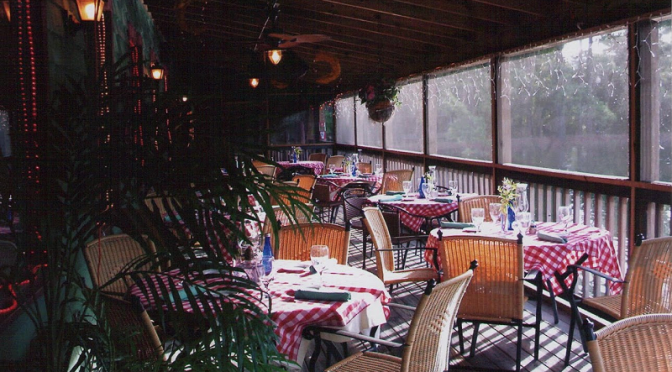 Jasper's Porch Lakeside Restaurant - Ridgeland, South Carolina | I-95 Exit Guide