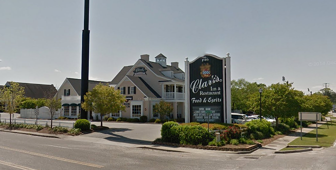 Clarks Inn and Restaurant – Santee, South Carolina | I-95 Exit Guide