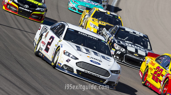 2016 NASCAR Schedule, Track Links and Area Lodging