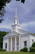 Connecticut State Route 169 Church | I-95 Exit Guide