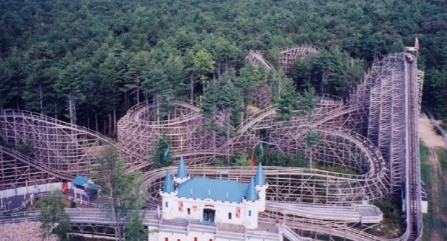 Funtown Splashtown - Saco, Maine | I-95 Exit Guide