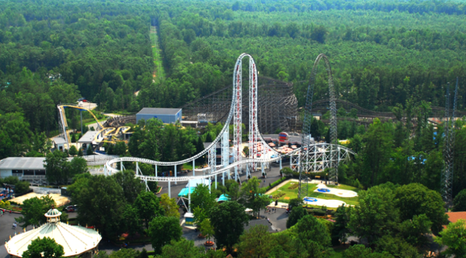 Kings Dominion - Doswell, Virginia | I-95 Exit Guide