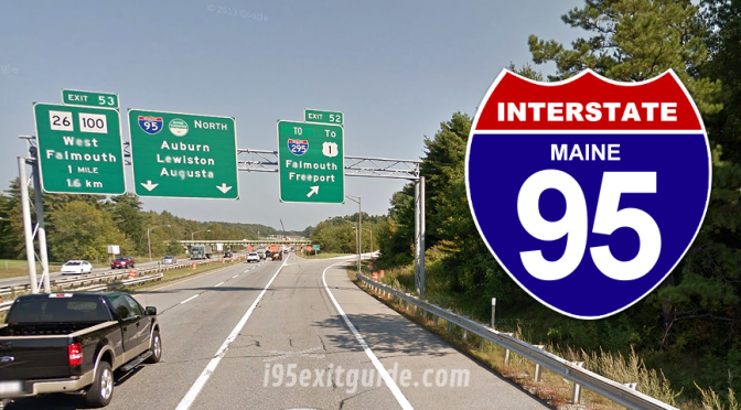 I-95 Construction | Portland Maine | I-95 Exit Guide