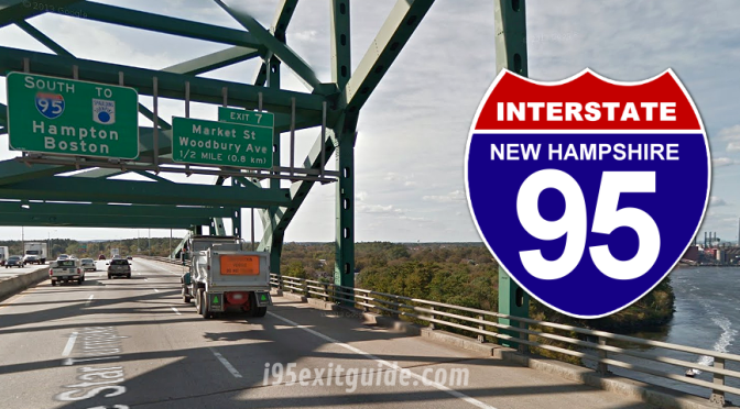 I-95 Construction | Portsmouth New Hampshire | I-95 Exit Guide