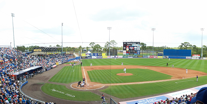 2016 Spring Training – Florida's Grapefruit League