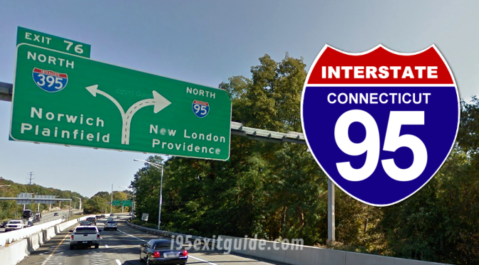 I-95 Construction | New London Connecticut | I-95 Exit Guide