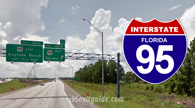 I-95 Construction | Daytona Beach Florida | I-95 Exit Guide