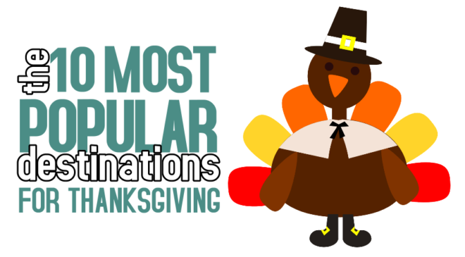 Top 10 Thanksgiving Holiday Destinations