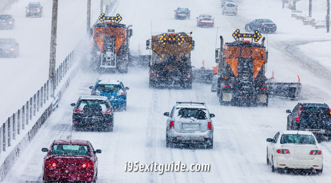 Winter weather | I-95 Exit Guide