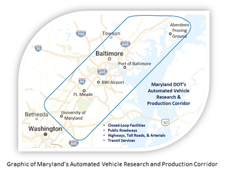 driverless cars | Maryland | I-95 Exit Guide