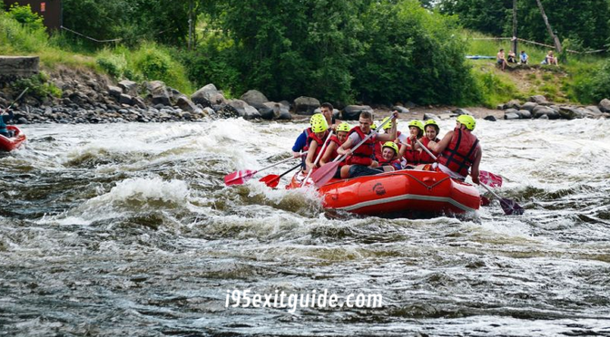 Whitewater Rafting | I-95 Exit Guide