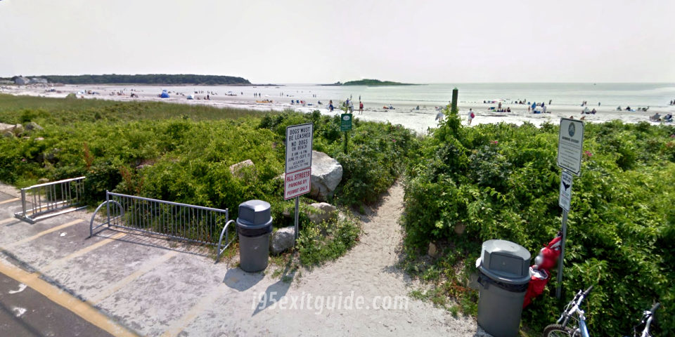 Goose Rocks Beach, Maine | I-95 Exit Guide