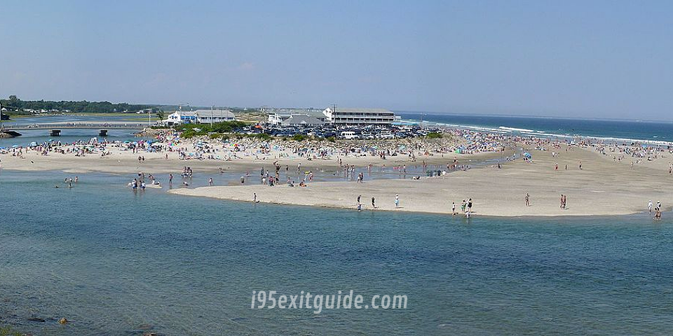 Ogunquit Beach, Maine | I-95 Exit Guide