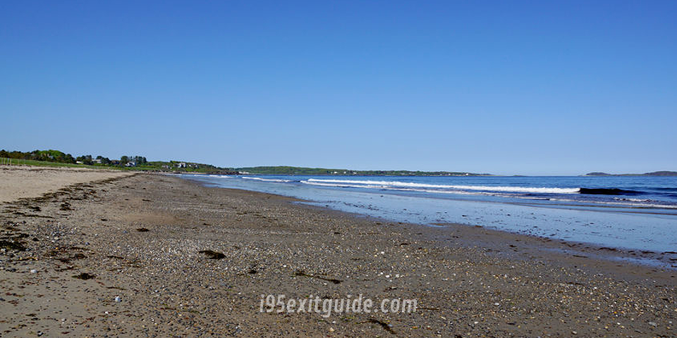 Scarborough Beach, Maine | I-95 Exit Guide