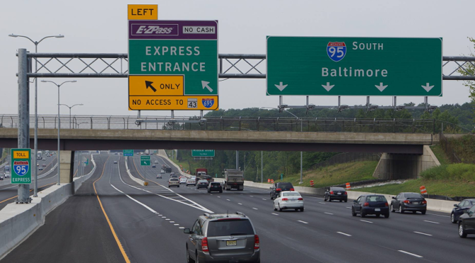 Baltimore's I-95 Tunnel May Be a Thanksgiving Travel Headache
