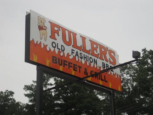 Fullers Old Fashioned BBQ - Lumberton, North Carolina | I-95 Exit Guide