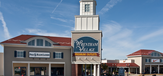 Wrentham Village Premium Outlets | I-95 Exit Guide
