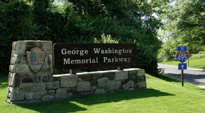 George Washington Memorial Parkway | I-95 Exit Guide