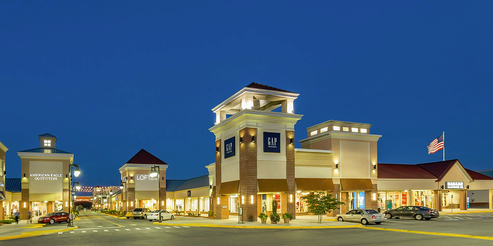 Tanger Outlets - Savannah, Georgia | I-95 Exit Guide