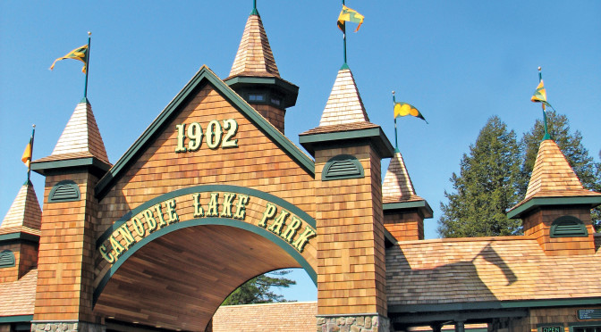 Canobie Lake Park - Salem, New Hampshire | I-95 Exit Guide