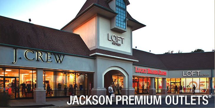 Outlet New Jersey >> Jackson Premium Outlets Jackson New Jersey I 95 Exit