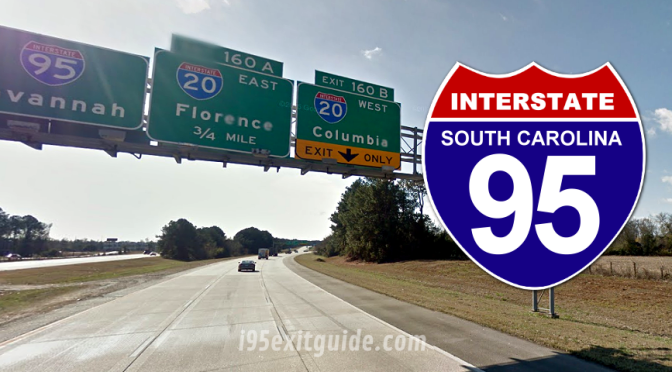 I-95 Construction | South Carolina | I-95 Exit Guide