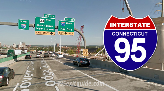 I-95 Construction | New Haven Connecticut | I-95 Exit Guide