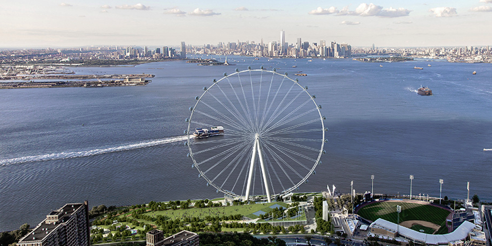 New York Wheel | I-95 Exit Guide