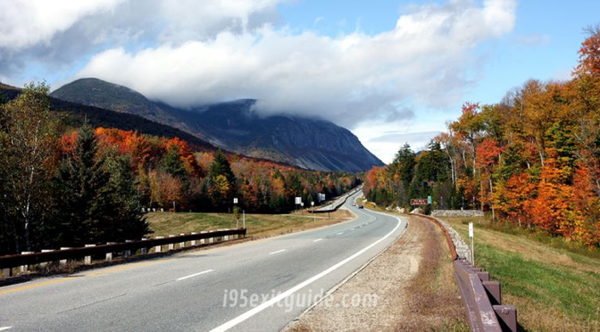 Peak Fall Foliage For Northern Regions of Vermont, New Hampshire and Northern New York