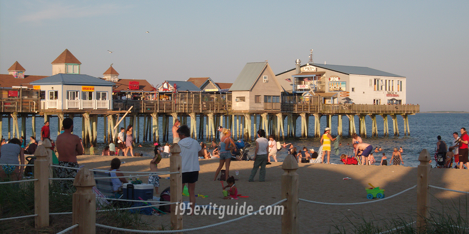 Old Orchard Beach, Maine | I-95 Exit Guide