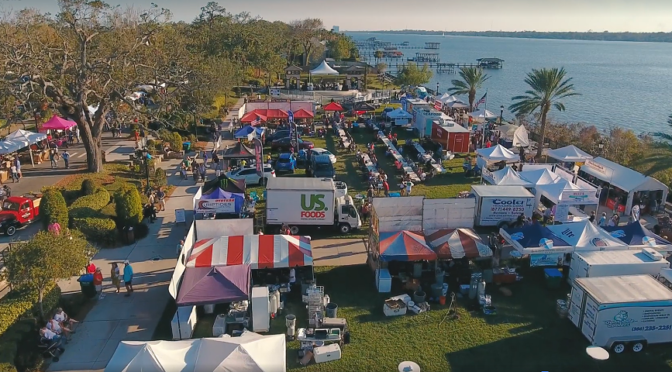 Ormond Beach Seafood Festival Returns… and Admission is Free!