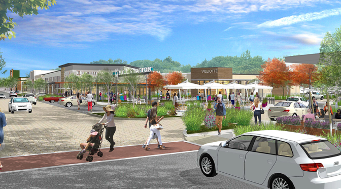 Kimco to Build Mill Station $110 Million Open-Air Shopping and Dining Experience in Baltimore