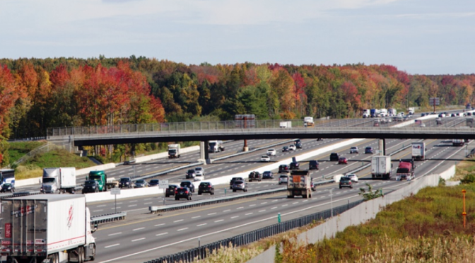New Jersey's I-95/I-295 Signing Designation Project