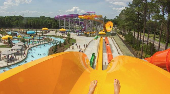 New Waterpark Opens in North Carolina's Outer Banks