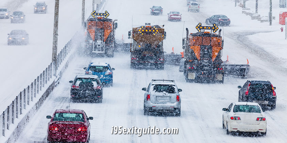 New Jersey DOT Recommends Avoiding Unnecessary Travel Thursday